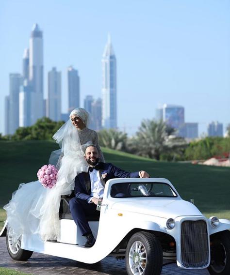 أشهر مصورات حفلات الزفاف السعوديات