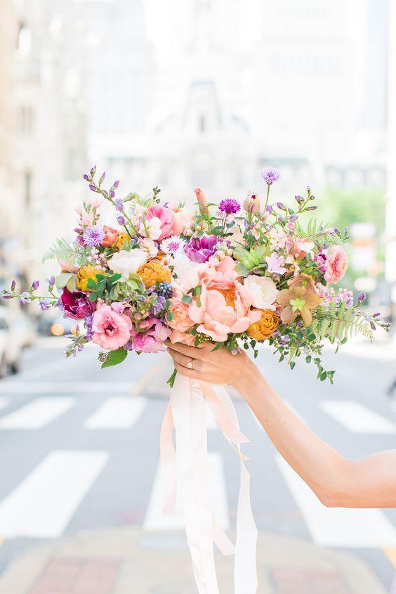 14 Beautiful Spring Wedding Ideas