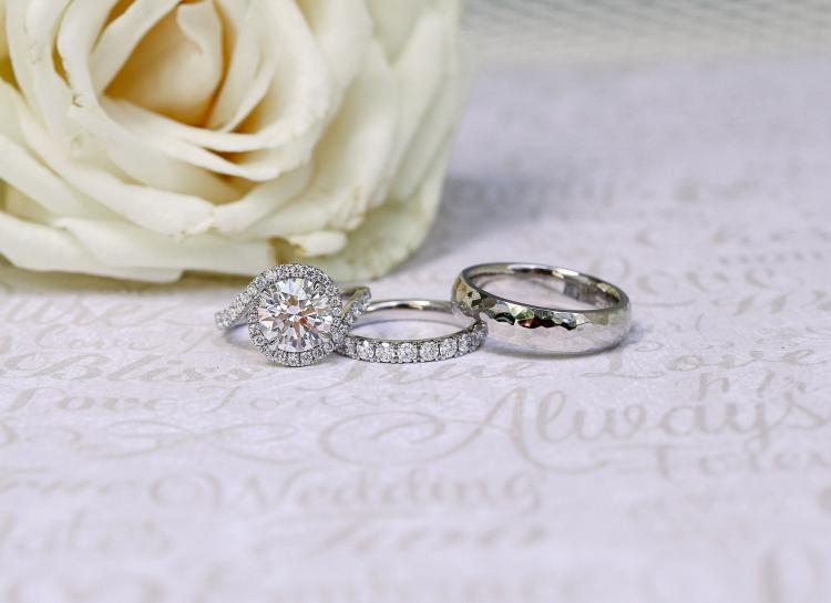 Unique Wedding Ring Trends
