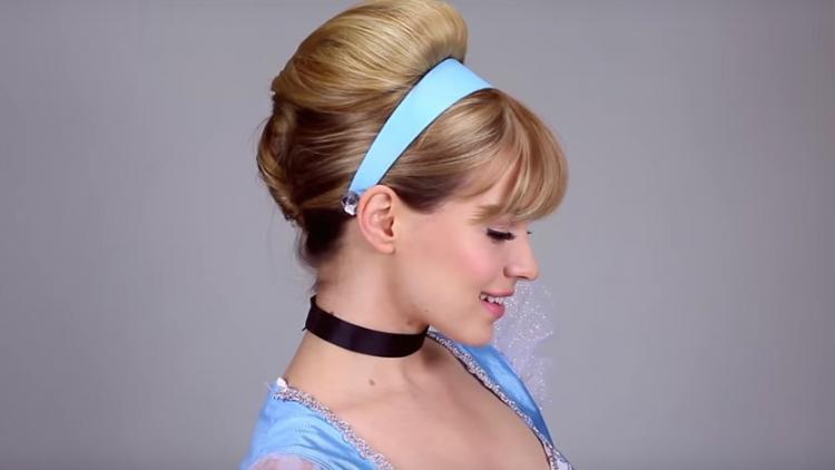 Disney Princess Hair Inspiration for Your Wedding
