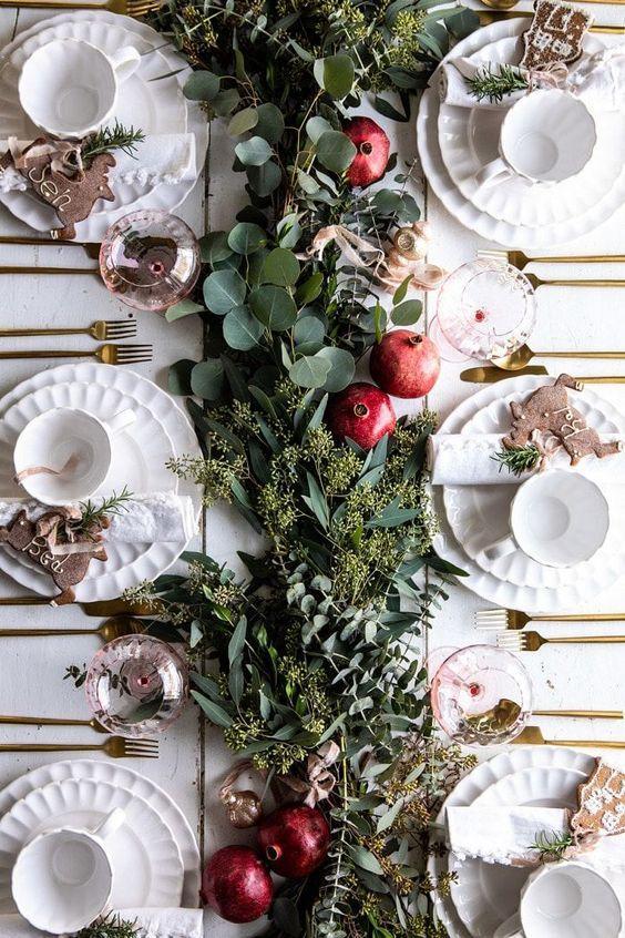 أفكار مبتكرة لزينة طاولات زواج من الفواكه