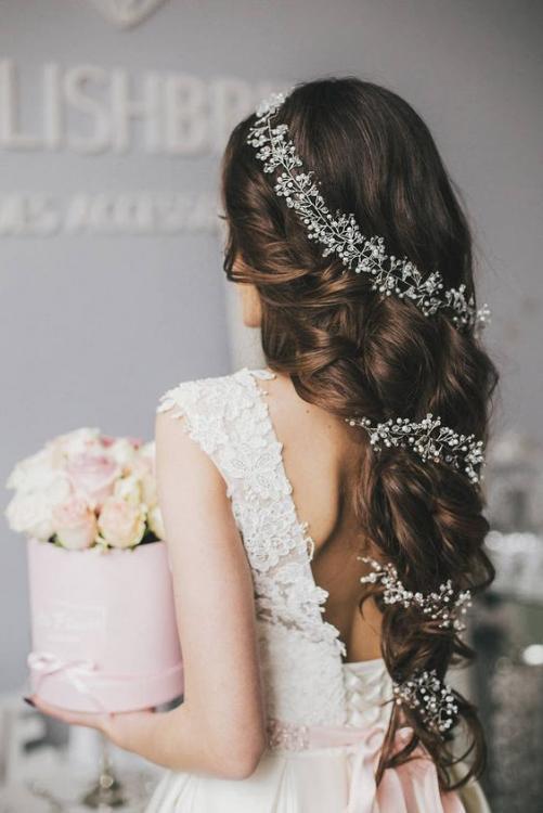 Charming Bridal Braids We Love