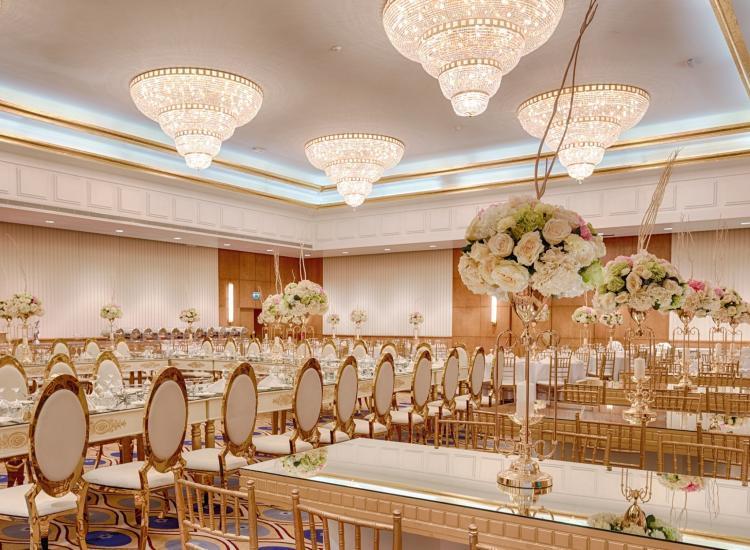 Wedding Ballroom Prices in Riyadh