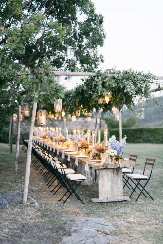 How to Plan an Intimate Outdoor Wedding