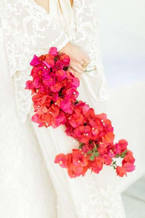 Ideas for a Bougainvillea Wedding Theme