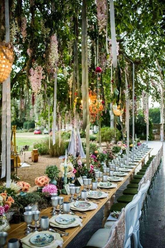 Garden Wedding Theme Ideas