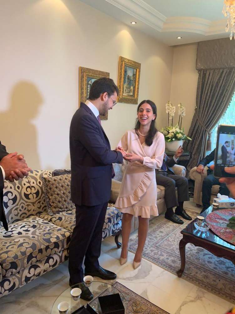 Prince Nayef Bin Asem is Engaged