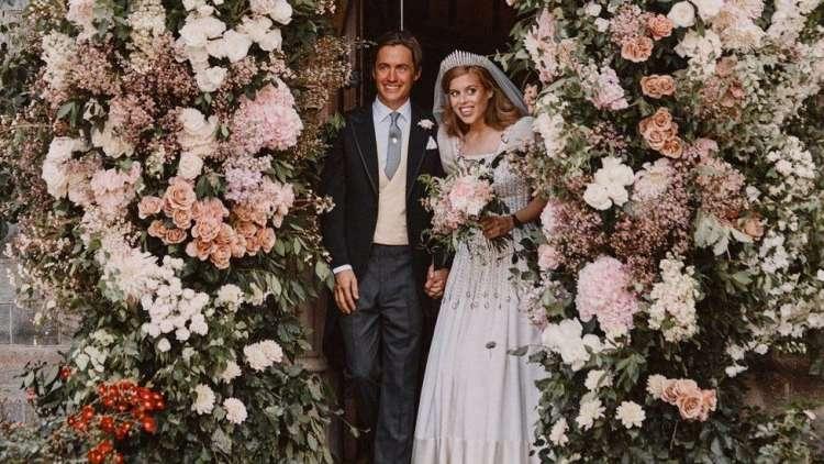 Princess Beatrice and Edoardo Mapelli Mozzi's Wedding