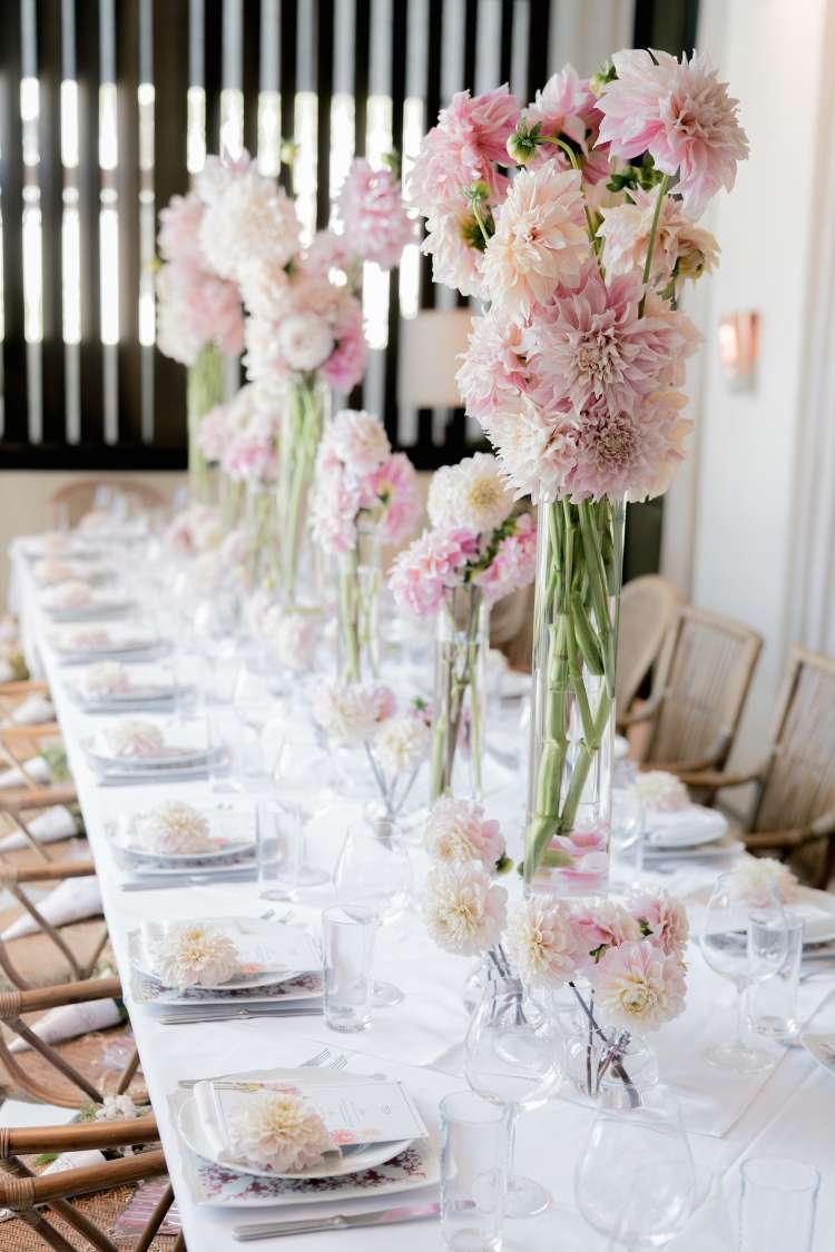 5 أفكار ذات تأثير واضح على حفلات الزفاف الصغيرة