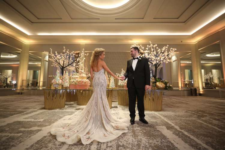 A Modern Day Rustic Wedding in Lebanon