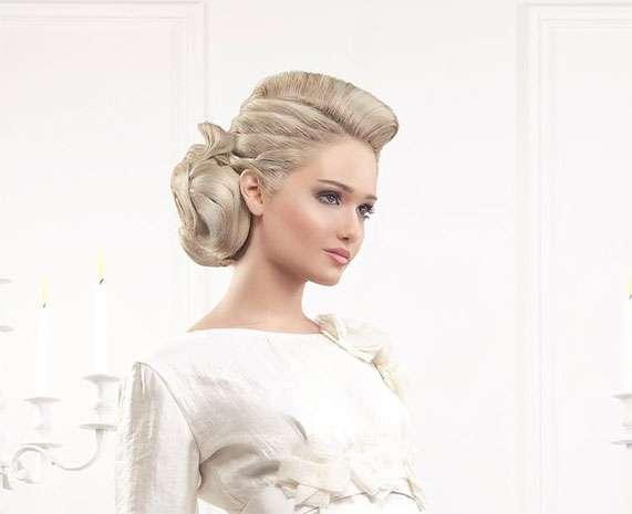 Bridal Hairstyles by Lebanese Hairstylist Talal Tabbara