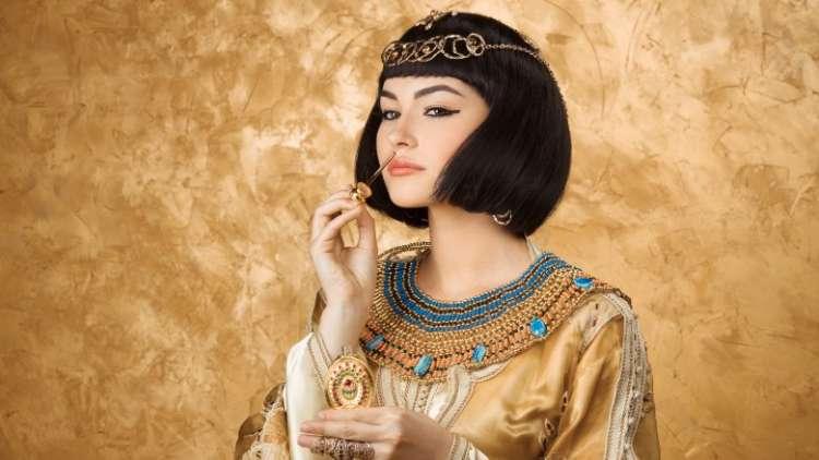 أسرار الجمال عند المصريين القدماء