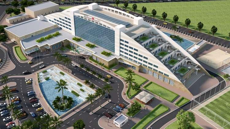 Grand Millennium Hotelin Tabuk Opening Soon