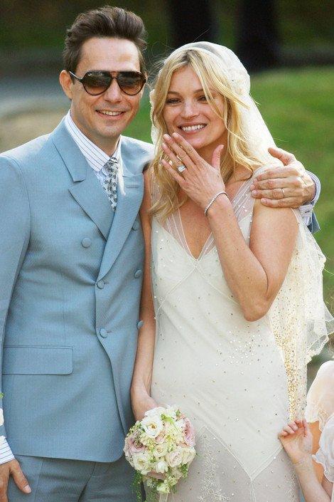 Kate Moss and Jamie Hince\'s Wedding - Arabia Weddings