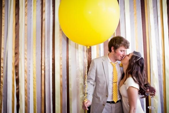 Backdrop Ideas for Your Wedding Pictures