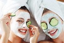 Potatoes & Cucumber Facial Mask