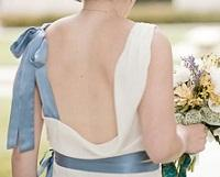 Add Color to Your Bridal Look