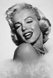 Marilyn Monroe Inspired Bridal Look