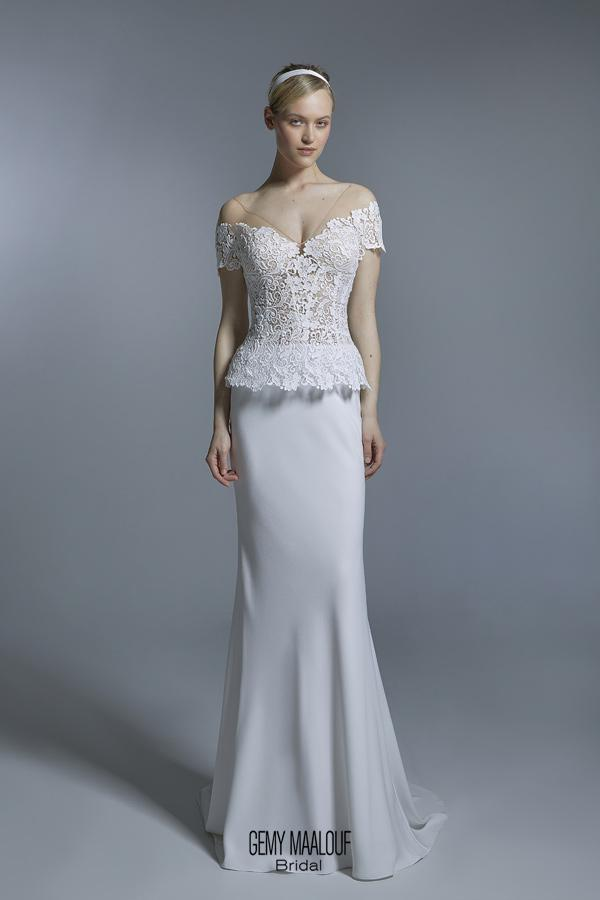 Gemy Maalouf 2020 Spring Bridal Collection