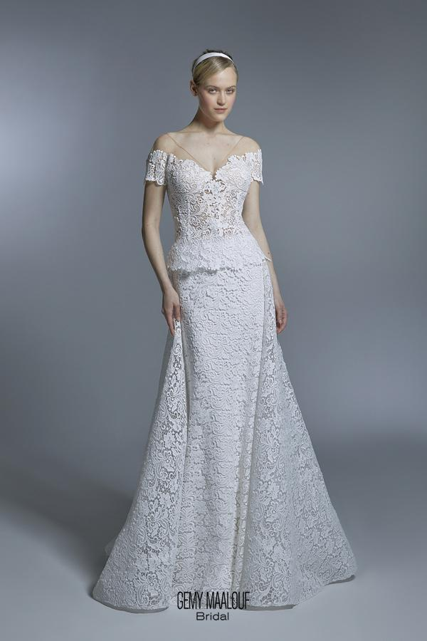 Gemy Maalouf 2020 Spring Bridal Collection 1