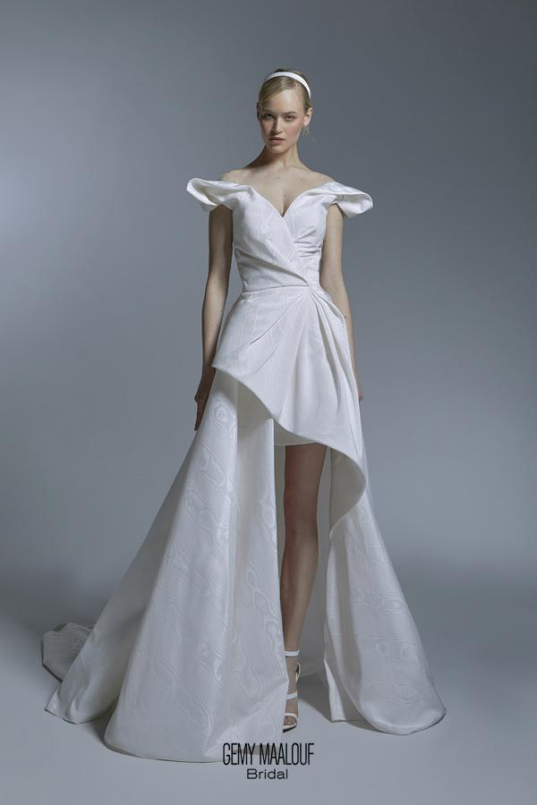 Gemy Maalouf 2020 Spring Bridal Collection 2