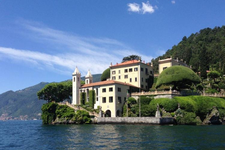 Villa Balbianello in Lake Como