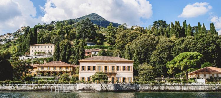 Villa Pizzo in Lake Como