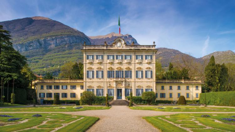 Villa Sola Cabiati in Lake Como