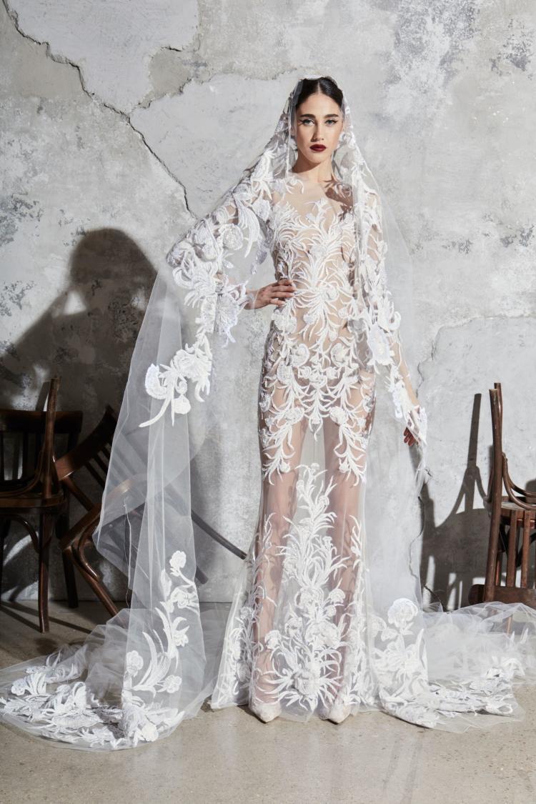 Zuhair Murad Wedding Dress 2020