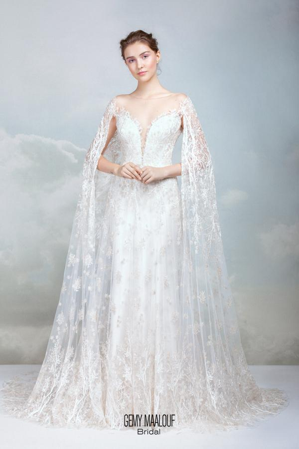 Gemy Maalouf 2020 Spring Bridal Collection 3