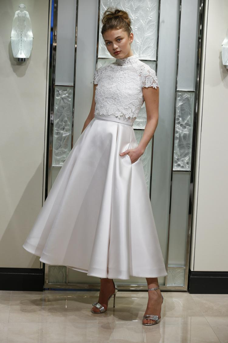 Gracy Accad 2020 Spring Wedding Dresses 1