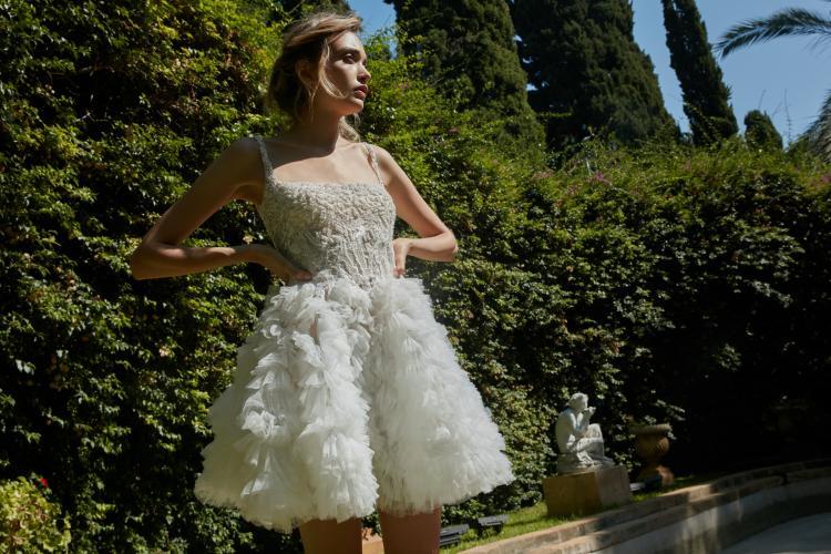 Tony Ward La Mariée Fall 2020 Bridal Collection 2