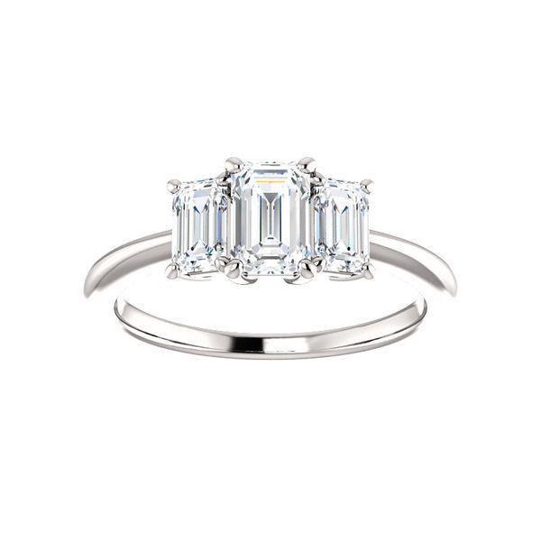 3 Stone Diamond Rings 1