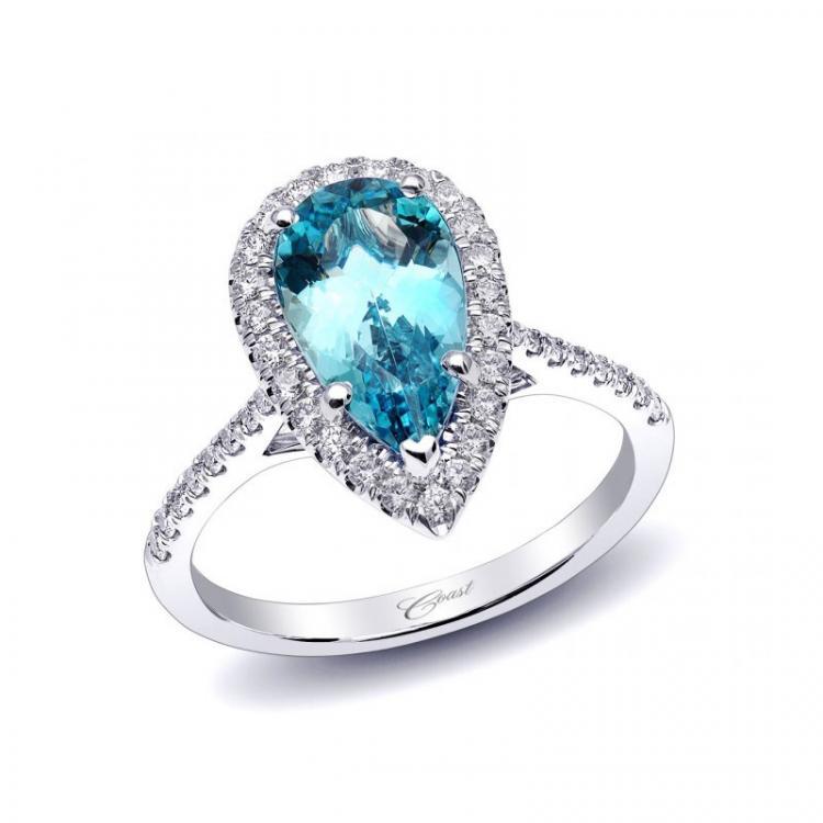 Colorful Diamond Ring