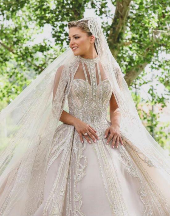 Lebanese Wedding - Elie Saab and Kika Wedding