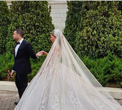 Lebanese Wedding - Elie Saab and Kika Wedding 1