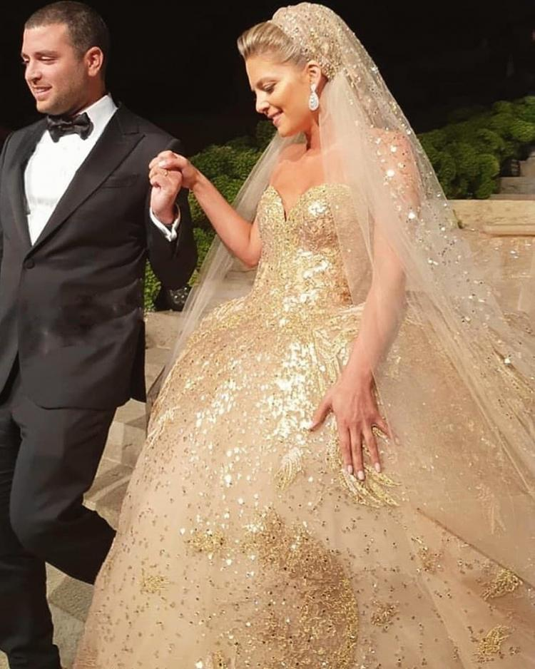 Lebanese Wedding - Elie Saab and Kika Wedding 2