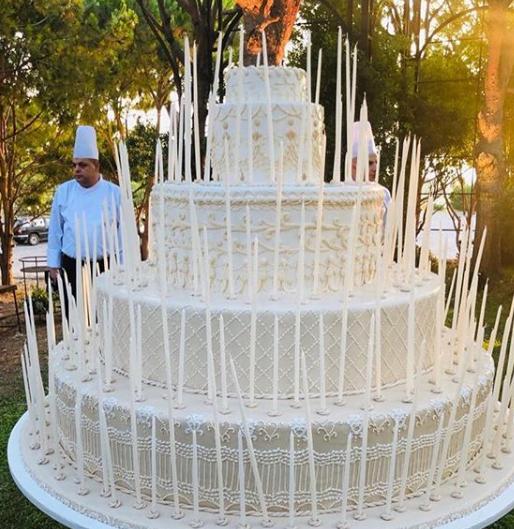 Lebanese Wedding - Elie Saab and Kika Wedding 3