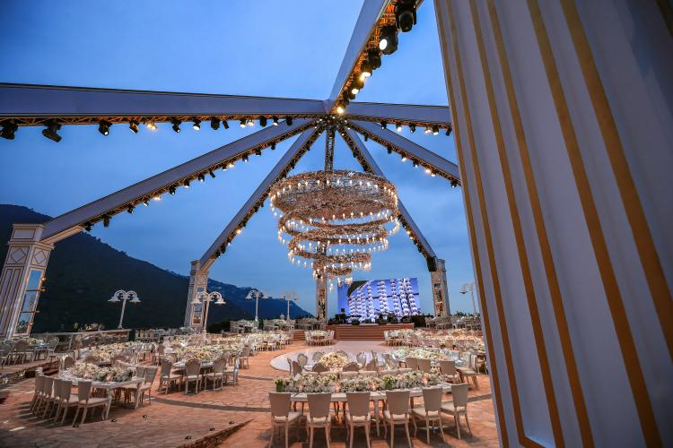 Lebanese Wedding - Le Quartier Wedding 1