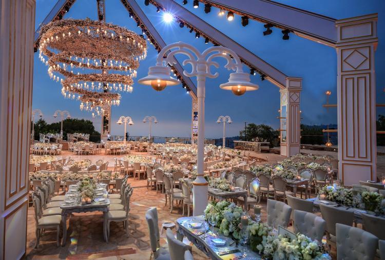 Lebanese Wedding - Le Quartier Wedding 2