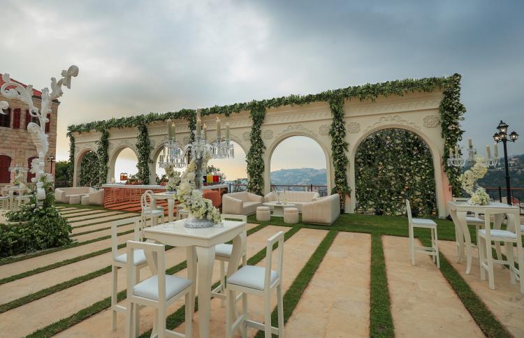 Lebanese Wedding - Le Quartier Wedding 3