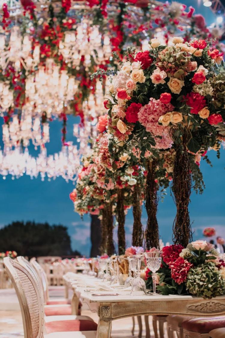Lebanese Wedding - Magical Garden Wedding 3