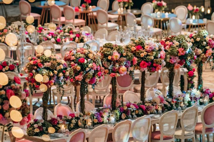Lebanese Wedding - Magical Garden Wedding