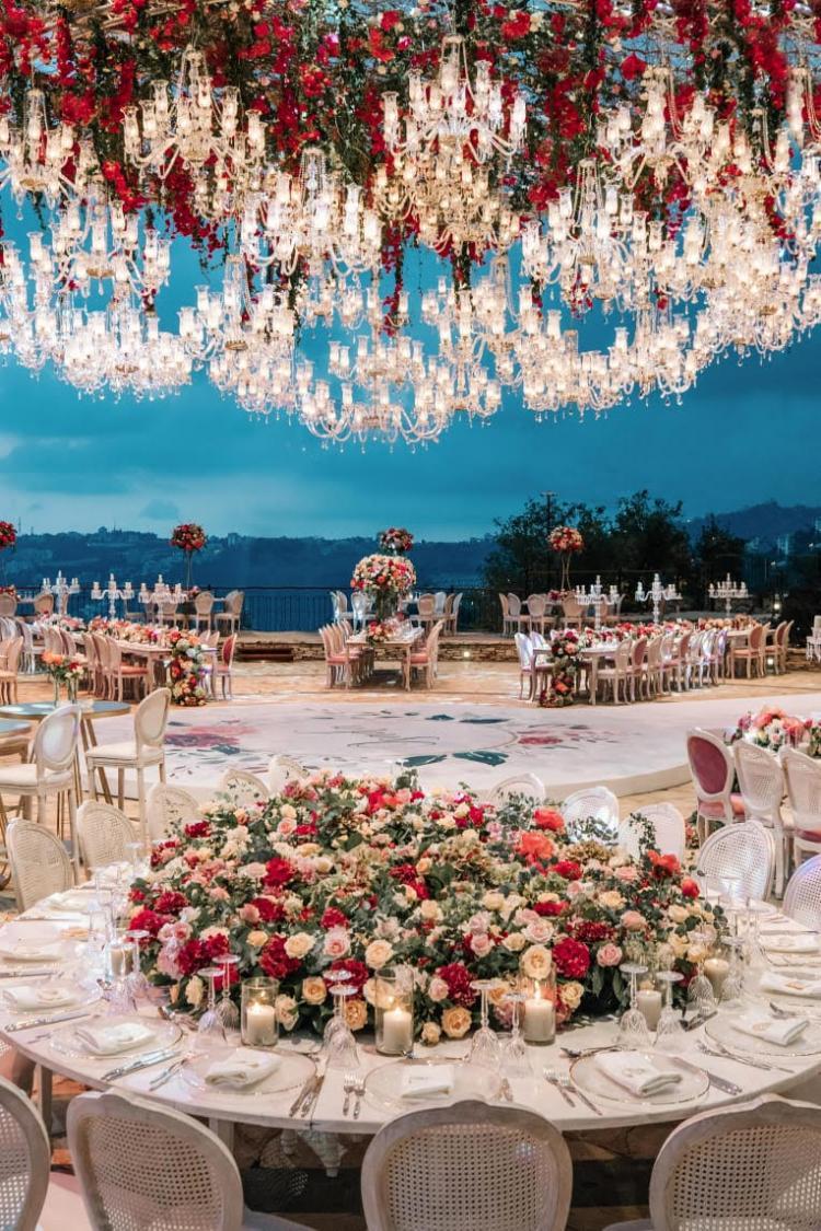 Lebanese Wedding - Magical Garden Wedding 1