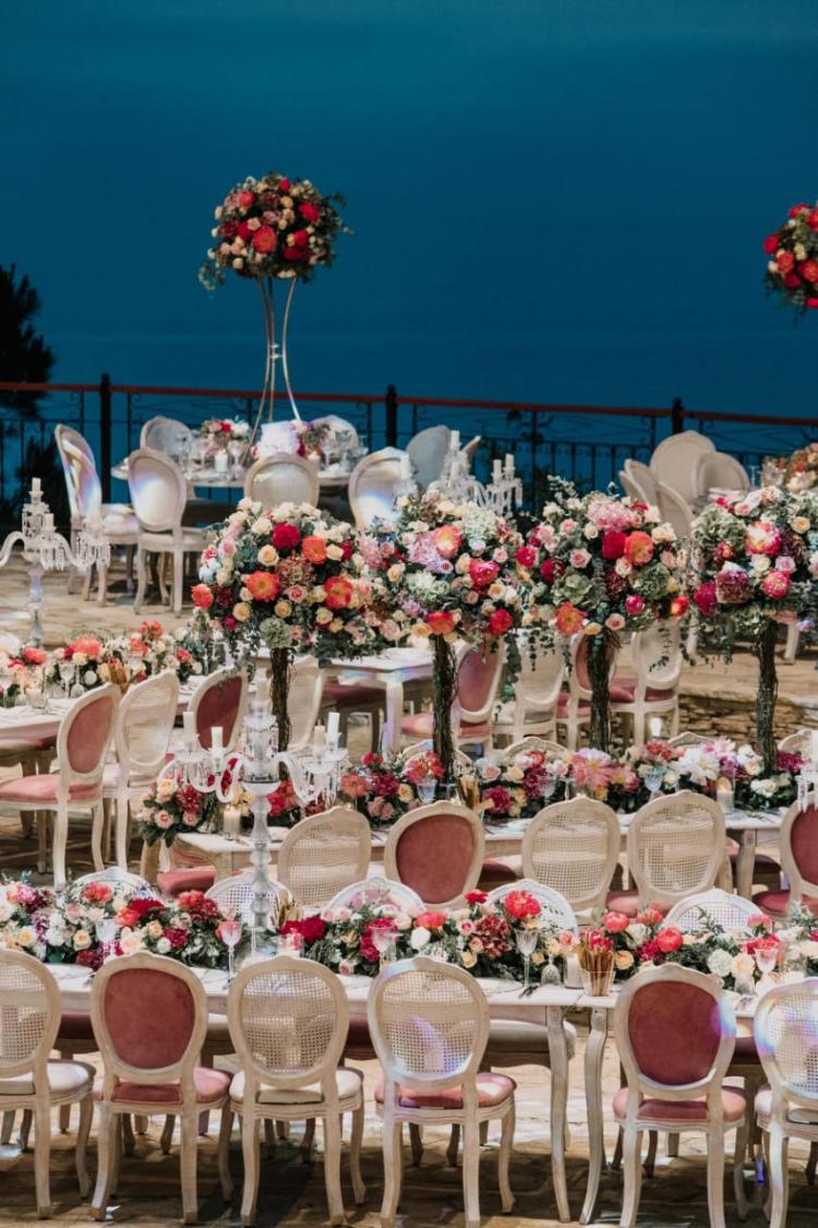 Lebanese Wedding - Magical Garden Wedding 2