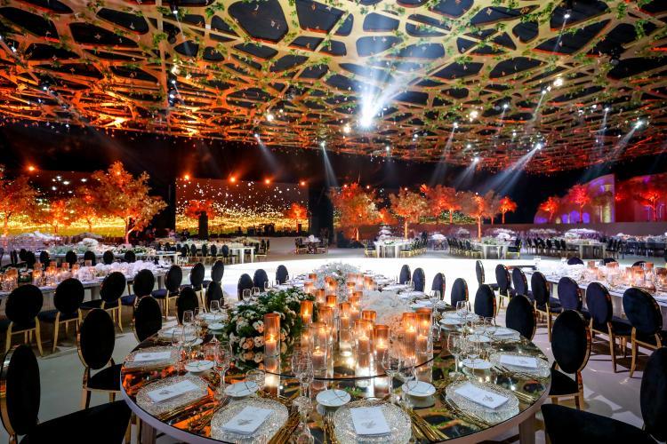 Lebanese Wedding - Golden Wedding by Paul Nasr 1