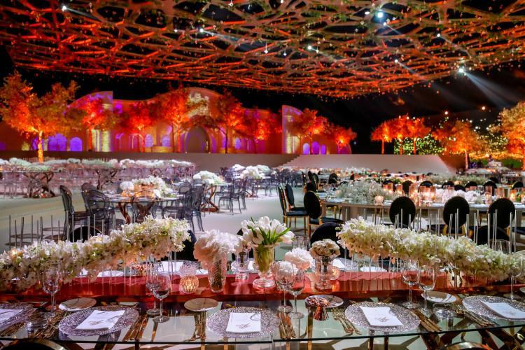 Lebanese Wedding - Golden Wedding by Paul Nasr 3