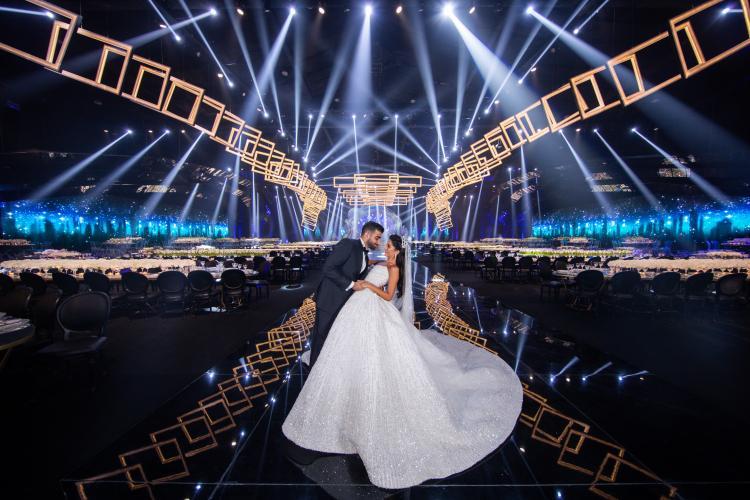 Lebanese Wedding - Love and Light Wedding