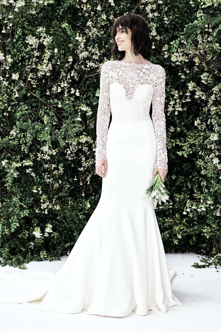 Carolina Herrera 2020 Spring Wedding Dress Collection 2