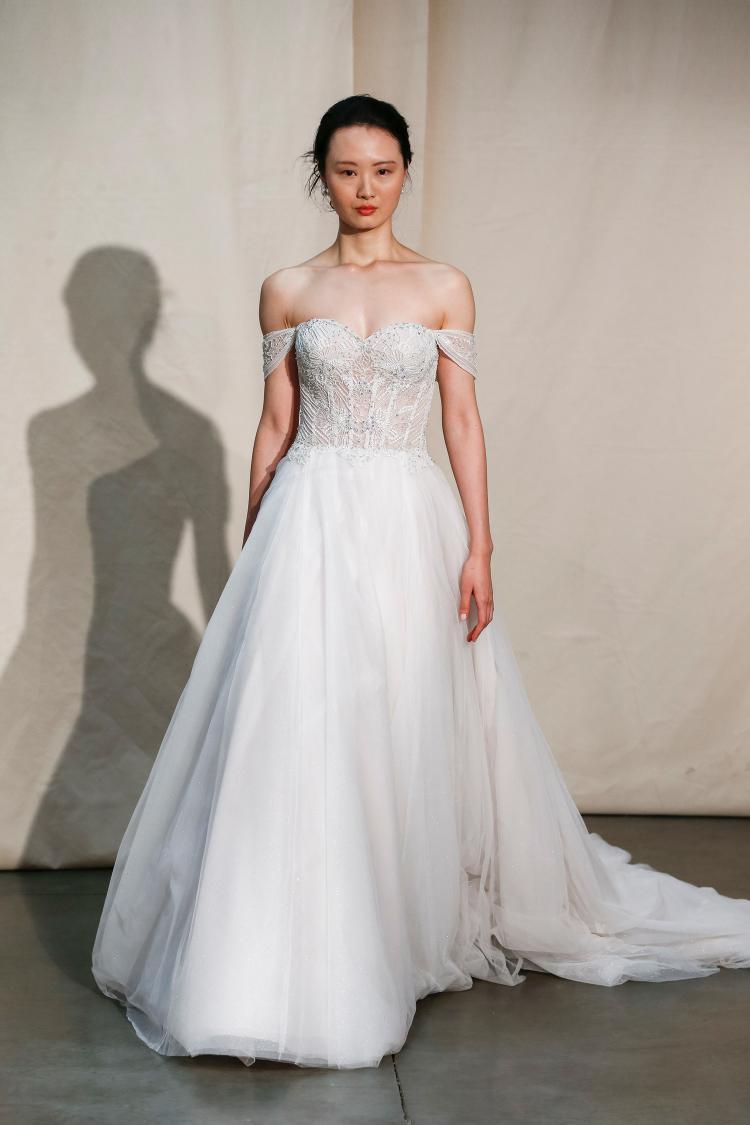 Justin Alexander Fall/Winter 2020 Wedding Dress Collection 5
